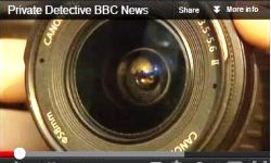 BBC london News private Investigator