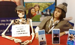 Eastbourne Let's Do Business Exhibition Private Investigator