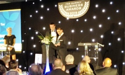 FSB Business Awards Finalist employee of the year