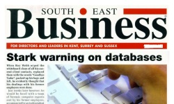South East Business Magazine database theft