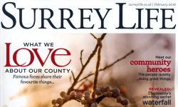 Surrey Life magazine Private Investigator