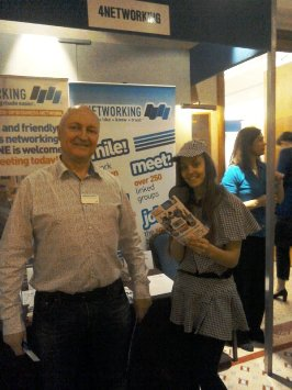 Basingstoke Business Expo Private Investigator and Sherlock