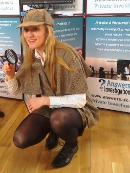Brighton Business Exhibition Private Investigator