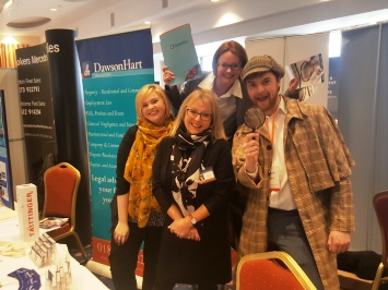 Private Detective Answers Investigation at East Sussex Business Expo