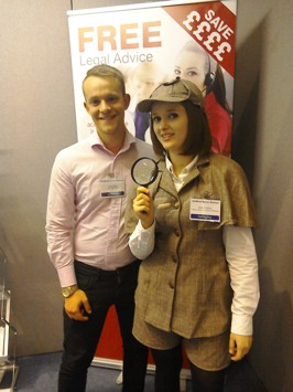 Guildford we Mean Business Exhibition Private Investigator