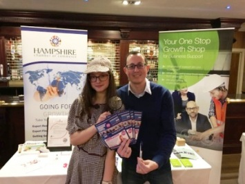Hampshire Chamber of Commerce Meet the Chamber and Business Exhibition Aldershot