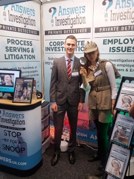 Surrey Business Expo  Private Investigator