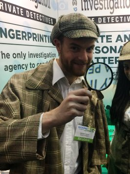 Woking Business Show Private Investigator