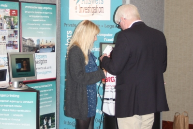 Berkshire means Business Expo Private Investigator